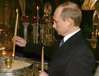 Путин: Россия - лучший друг Ислама