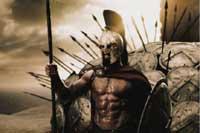 «300 спартанцев» или очередная попытка Голливуда плюнуть всем в