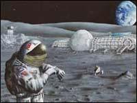 Планы по завоеванию Луны с каждым годом становятся всё более