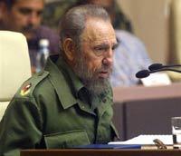 Фидель Кастро уйдет, если окажется миллионером