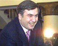 Саакашвили поклялся в желании дружить с Россией