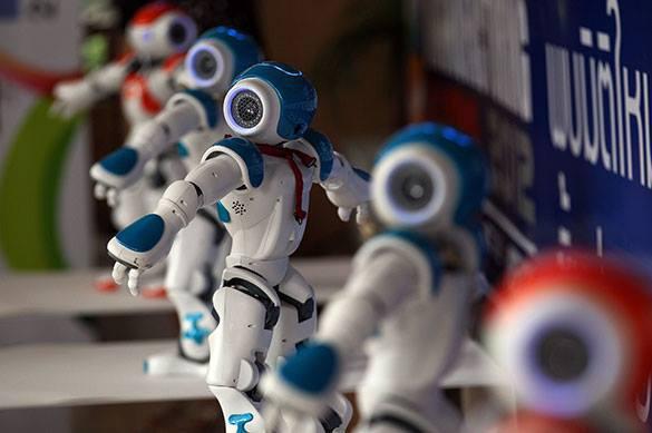 картинки будущего роботы
