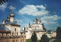 Маршрут на уик-энд: Ростов Великий – очарование живой старины