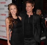 Питт и Джоли – один цвет на двоих