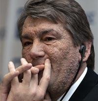 Ющенко дал транзитный ответ