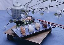 Японские блюда обязательно отражают время года
