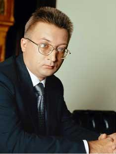 Александр Попов председатель правления Росбанка