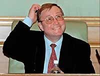 Степашин, глава Счетной палаты