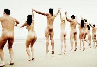 Олимпийские игры нудистов прошли в Австралии