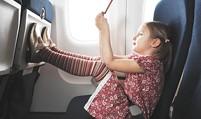Непослушных детей высаживают из самолетов
