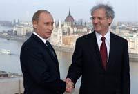 Путин гарантирует Европе бесперебойную подачу газа