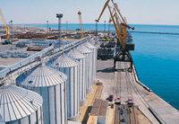 Зерно и нефть дают работу российским портам