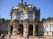 Дрезден, замок Цвингер