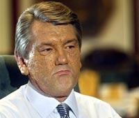 Ющенко решил газовую проблему на словах