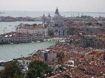 Венеция, вид с Колокольни на площади Сан Марко