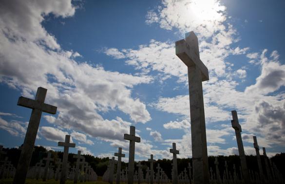 Депутаты Сейма: признание геноцида на Волыни - ответ на героизацию Бандеры
