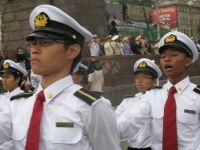 В Приморье прибыли Молодые капитаны Мирового океана