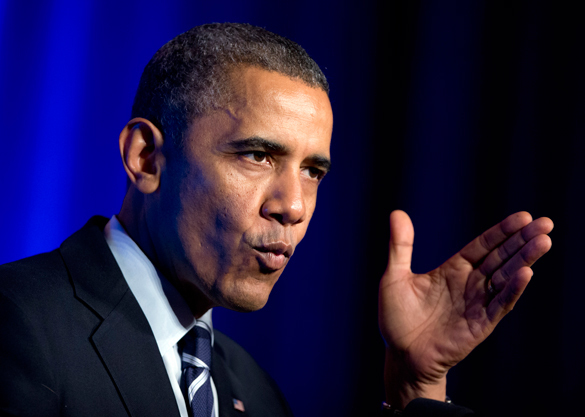 Обама знает об угрозе терроризма больше всех
