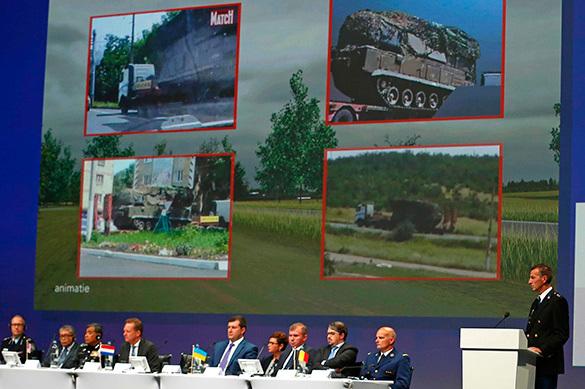 Следствие объяснило, почему не будет раскрывать все данные по гибели Boeing MH17