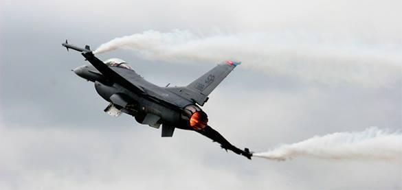 Британские СМИ раскрыли тайну о крупнейших за 13 лет учениях местных ВВС