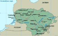 Литовская экономика стала лидером падения ЕС
