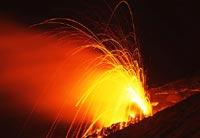 Сейсмологи заставили вулканы петь