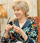 Татьяна Лазарева: Пытаюсь быть образцово-показательной женой