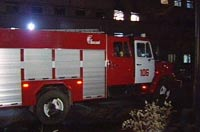В Москве ликвидирован пожар в жилом доме