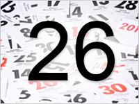 26 октября: последний шах Ирана, день рождения Терминатора и Красный Крест