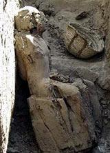 В Египте обнаружена ложная дверь