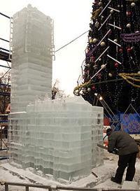 Москва выменяет себе ледяной Биг Бен