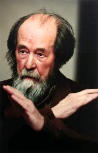 Александр Исаевич Солженицын
