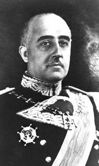 Диктатору Франко оставили звание почетного мэра