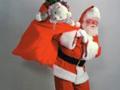 Дед Мороз не испугался теракта в центре Москвы