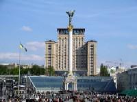 Годовщину Майдана отмечают почти одни националисты