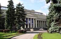 Картины выставки Пушкинского музея разместят на складах в