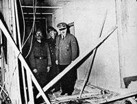 После покушения 20 июля 1944 г.