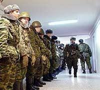 В российскую армию заманивают высшим образованием
