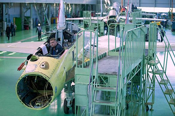 РФ лидирует в разработке материалов для гиперзвуковых самолетов