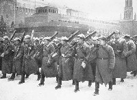 В Москве повторили парад 1941 года