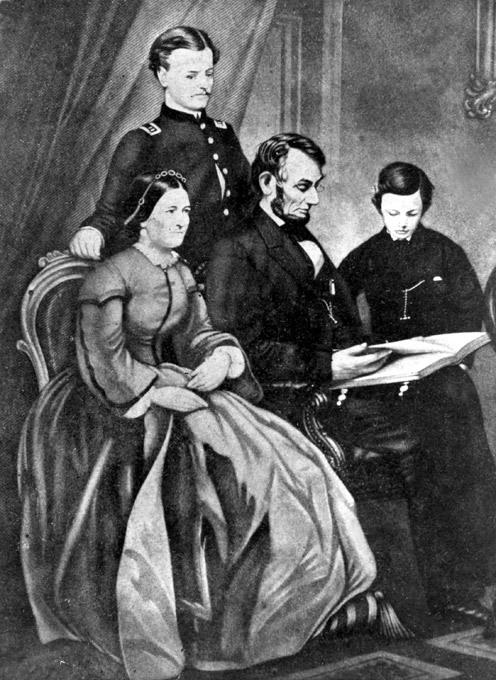 Несчастье и роскошь Мэри Тодд Линкольн. Кто из первых леди США лучше одевался?