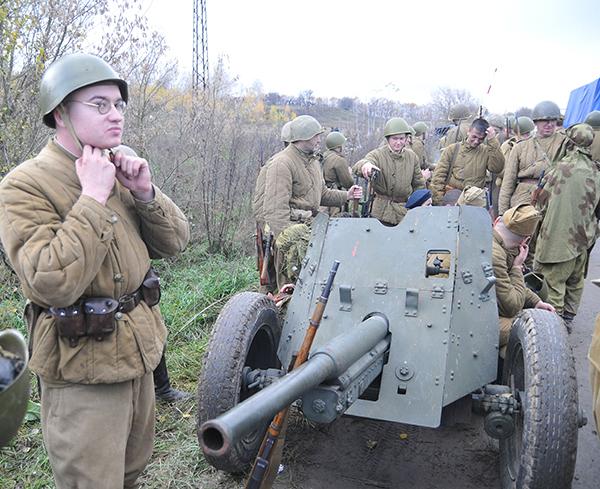 'Даешь Киев! Год 1943' - 4 (Фото) - Оружие - Правда.Ру: http://www.pravda.ru/photo/album/20565/3/