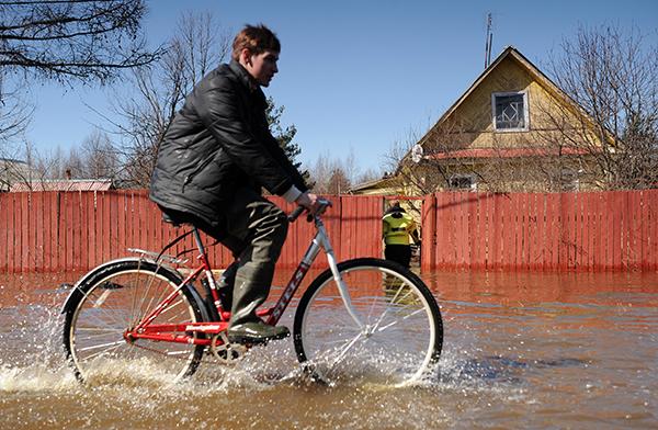 События происшествия паводки в