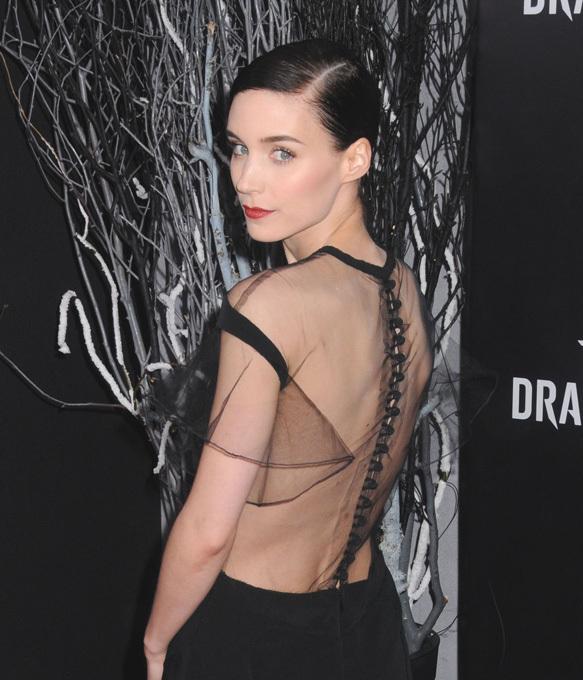 Руни мара с татуировкой дракона фото