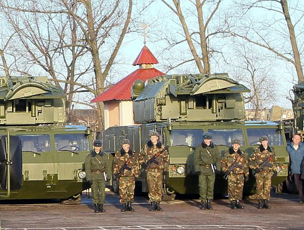 Первая батарея российских ЗРК  Тор-М2  в Беларуси В рамках объединённой военной группировки Союзного государства белорусские войска помогают защищать западные рубежи России. Фото ИТАР-ТАСС Тор-М2,Беларусь