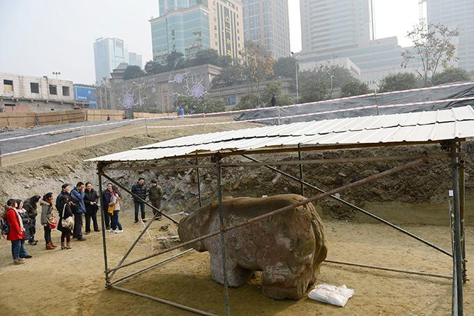 История наука в китае обнаружена