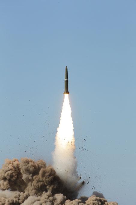 Оружие ракетный комплекс искандер