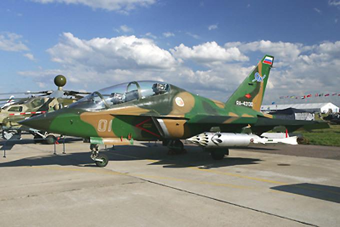 Россия передаст Сирии первую партию самолетов Як-130 Смотрите самое интересное в рубрике  Оружие  Россия, Сирия, самолет, Як-130