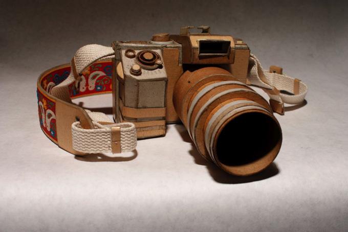 Фотоаппарат своими руками фото