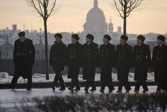 Военное обозрение репетиция парада